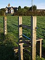 Dangerous stile - geograph.org.uk - 589873.jpg