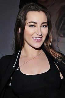 Dani Daniels American pornographic actress
