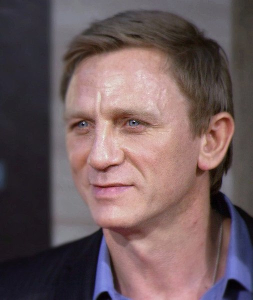"506px Daniel Craig CABP 2011 Daniel Craig's Rumored 007 Extension   Are We Looking At a Replay of ""A View To A Kill?"""