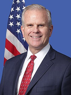 Daniel Elwell Acting Administrator of the US Federal Aviation Administration