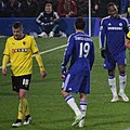 Daniel Pudil, Chelsea 3 Watford 0 FA Cup 3rd round (cropped).jpg