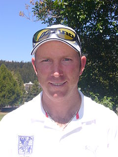 Daniel Vancsik Argentine golfer