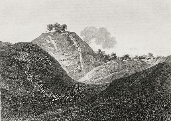 """The Danish Mounds, Thetford"""
