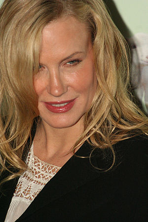 Daryl Hannah at the Farm Gala in 2006.