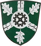 Coat of arms of the municipality of Aumühle