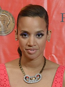 Dascha Polanco v roce 2014 na Peabody Awards