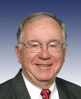 Dave Hobson - Image: Dave Hobson, official 109th Congress photo