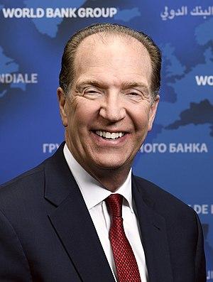 David Malpass, World Bank Group President (cropped).jpg