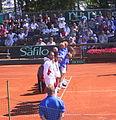 Davis Cup Finland vs Algeria both teams.jpg