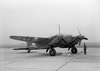 De Havilland Canada - de Havilland Mosquito B Mk.XX, the Canadian version of B Mk.IV. One of the 40 USAAF F-8s.
