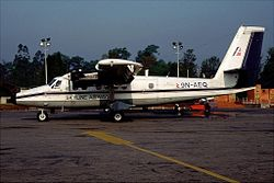 De Havilland Canada DHC-6-300 Twin Otter, Skyline Airways