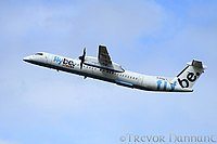 G-ECOA - DH8D - Flybe