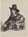 De schilder Jan Asselijn of 'Crabbetje', James Ensor, 1880, Koninklijk Museum voor Schone Kunsten Antwerpen, 2711 16.001.jpeg