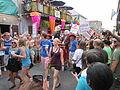 Decadence 2013 Parade Gay Agenda Muppets.JPG