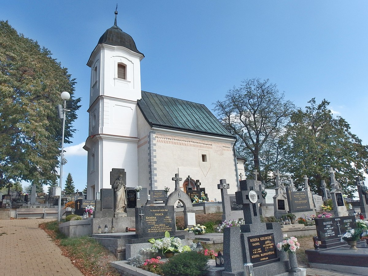 Dechtice, kostol Všetkých svätých (1).jpg