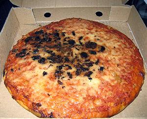 Deep-fried pizza - Image: Deep Fried Pizza