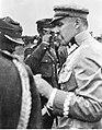 Dekoracja oficerów 30 Dywizji Piechoty, weteranów byłej Brygady Syberyjskiej w drugą rocznicę powrotu do Polski (22-278-6).jpg