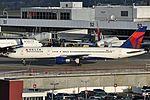 Delta Air Lines, Boeing 757-212, N757AT - SEA (19597201462).jpg