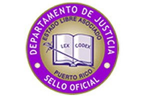 Puerto Rico Department of Justice - Image: Department of justice of puerto rico emblem