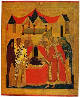 Gennadius of Constantinople Patriarch of Constantinople