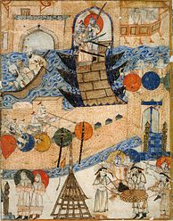The conquest of Baghdad