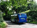 Digby and Sowton - Dartline YJ05WCY in Park and Ride livery.jpg
