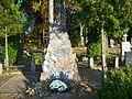 Digriai, paminklas kapinėse.JPG