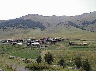 Diklo (village) - Image: Diklo 2684 m 1010053