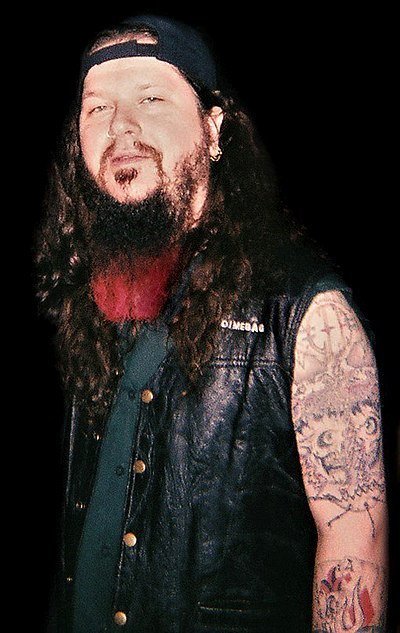 Dimebag Darrell, American musician and songwriter