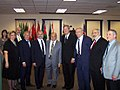 Dingell welcomes Vilsack to Dearborn, Michigan 0916.jpg