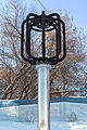 Direction Finding Antenna of Submarine in B-396 Museum 10-feb-2015.jpg