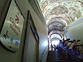 Direction to Sistine Chapel, Vatican, Italy.jpg