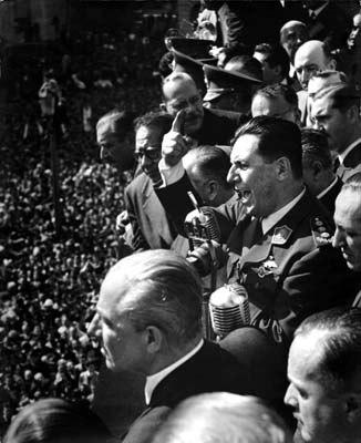 Discurso de Perón