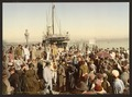 Disembarking from a ship, Algiers, Algeria-LCCN2001697827.tif