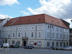 Divadlo Reduta - Zelný trh, Brno