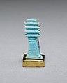 Djed Pillar Amulet MET 89.2.509 EGDP019165.jpg