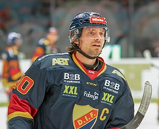 Jacob Josefson Swedish ice hockey player