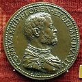 Domenico poggini, medaglia di cosimo I de' medici e publicae commoditati (uffizi).JPG