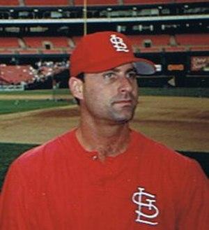 Donovan Osborne - Image: Donovan Osborne, St. Louis Cardinals