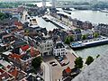 Dordrecht Grote Kerk Onze Lieve Vrouwe Blick vom Turm 07.jpg