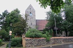 Bykirken i Buckow