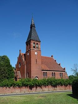Dorfkirche Neuenhagen (Neumark) 2018 W.jpg