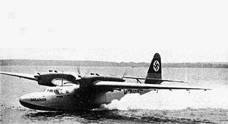 """Dornier Do 26 - Dornier Do 26A """"Seeadler"""", 1938"""