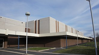 Dort Federal Credit Union Event Center - Exterior
