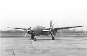 Douglas A-20 Havoc - A-20A