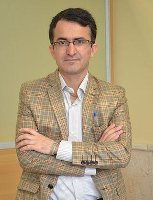 Shahram Jalilian - Image: Dr Shahram Jalilian
