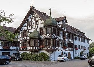 Gottlieben - Drachenburg