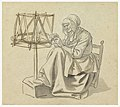 Drawing, An Old Woman Spinning, 1810–30 (CH 18326193).jpg