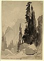 Drawing, Half Dome, Yosemite, 1872 (CH 18189493).jpg