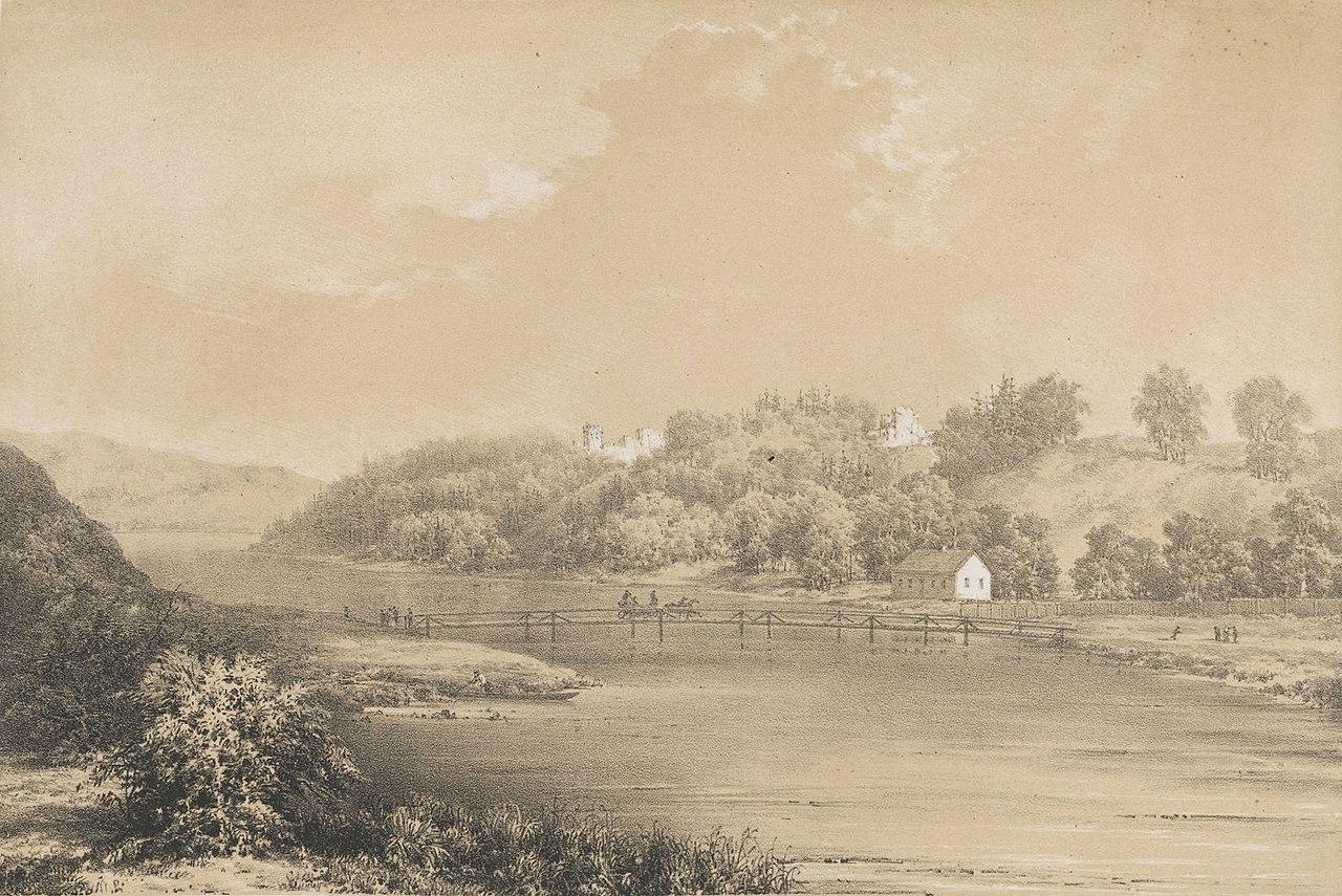 Дубинки, Освея.  Дубінкі, Асьвея (Н. Орда, 1877) .jpg